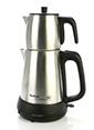 Tefal Tea Expert Paslanmaz Çelik Çay Makinesi Renksiz